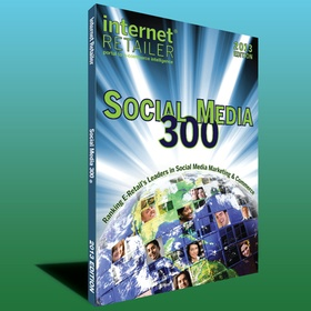 The top 300 companies using social media